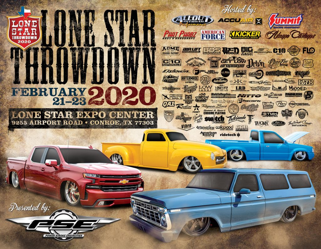 American Motor Show Calendario.Lone Star Throwdown World S Best Truck Show Conroe Texas